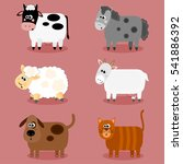 Funny Farm Animals And Pets...