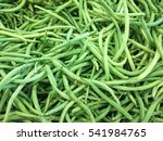 Fresh Green Beans At...