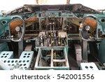 Inside Airplane Wreckage...