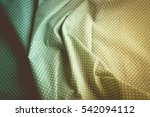 the checkered tablecloth on...   Shutterstock . vector #542094112