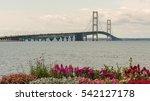 The Mackinac Bridge And...