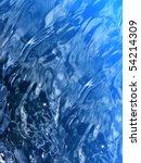 waves  water | Shutterstock . vector #54214309