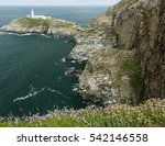 South Stack Nature Reserve On...