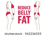 weight_loss | Shutterstock .eps vector #542236555