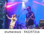 niksic  montenegro   august...   Shutterstock . vector #542257216