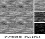seamless pattern of hand drawn... | Shutterstock .eps vector #542315416