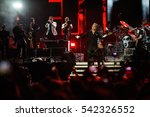 belgrade  serbia   june 17th ... | Shutterstock . vector #542326552