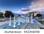 sofia  bulgaria   july 3  2016  ... | Shutterstock . vector #542346058