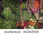 ubud  bali traditional public... | Shutterstock . vector #542365435