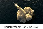 Cruise Missile Launched From...