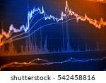 financial market is a market...   Shutterstock . vector #542458816
