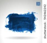 grunge vector abstract    ... | Shutterstock .eps vector #542462242