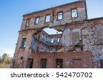 pesochnoe  russia   october 1 ... | Shutterstock . vector #542470702