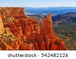 excellent view of breathtaking... | Shutterstock . vector #542482126