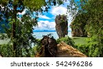 phuket island and phuket beach | Shutterstock . vector #542496286