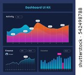 dashboard ui and ux kit.