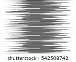 oblique  diagonal lines edgy... | Shutterstock .eps vector #542508742