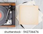 Vintage Music Player Turntable...
