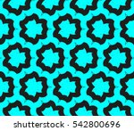 abstract seamless pattern.... | Shutterstock .eps vector #542800696