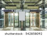 Modern Elevator Corridor