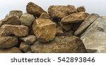 Bunch Of Wild Stone Rubble ...
