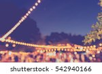 vintage tone blur image of... | Shutterstock . vector #542940166