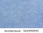 light blue jeans texture | Shutterstock . vector #542990995