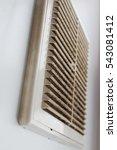 dirty grid ventilation window.   Shutterstock . vector #543081412