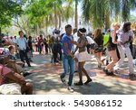 cuba  havana   07 april  2016 ... | Shutterstock . vector #543086152