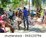 cuba  havana   07 april  2016 ... | Shutterstock . vector #543123796