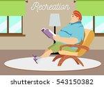vector illustration of dad...   Shutterstock .eps vector #543150382