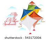 creative vector abstract for... | Shutterstock .eps vector #543172006