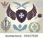 Crest And Heraldry  Design...