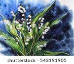 Handwork Watercolor...
