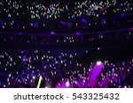 defocused entertainment concert ...   Shutterstock . vector #543325432