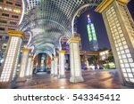 taipei  taiwan   december 25 ... | Shutterstock . vector #543345412
