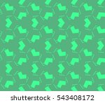 color design geometric pattern. ... | Shutterstock .eps vector #543408172