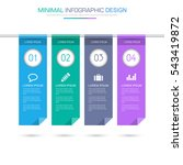 business  infographic  template ... | Shutterstock .eps vector #543419872