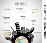creative urban curriculum vitae ...