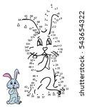 educational game for children....   Shutterstock .eps vector #543654322