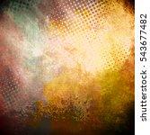 grunge texture. grunge...   Shutterstock . vector #543677482