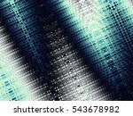 geometrical abstract pattern.... | Shutterstock . vector #543678982