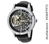 watches for men and women | Shutterstock . vector #543697972