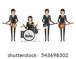 december 27  2016  vector... | Shutterstock .eps vector #543698302