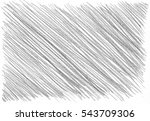 monochrome pencil background ... | Shutterstock . vector #543709306