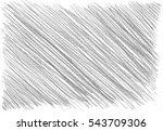 monochrome pencil background ... | Shutterstock . vector #543709306