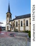 Church In Reisdorf