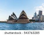 sydney  australia   april 6 ... | Shutterstock . vector #543763285