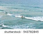 sydney  australia   april 9 ... | Shutterstock . vector #543782845