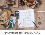 Architectural Drawings With...